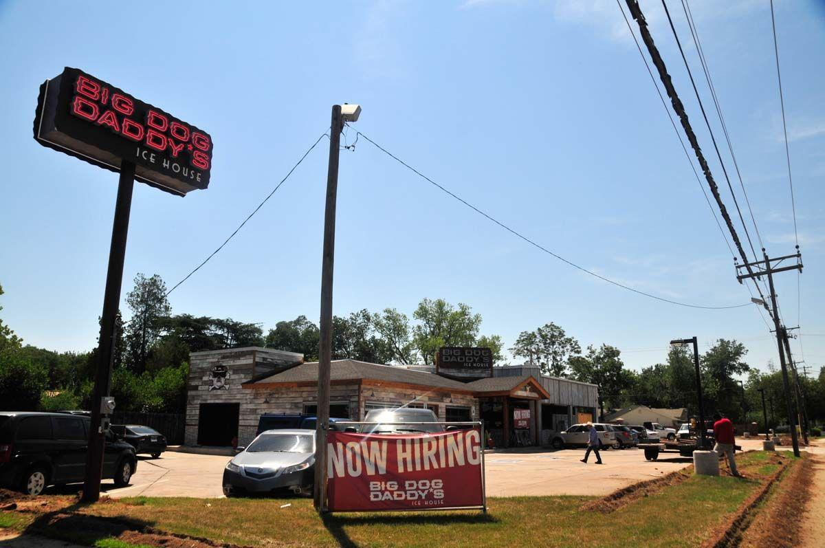 Big Dog Daddy's Ice House prepares to open