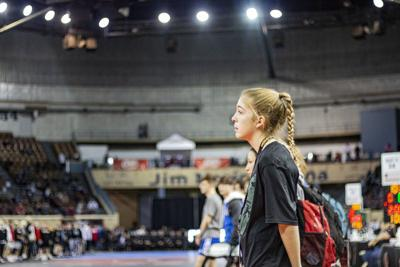 State wrestling: Norman wrestlers make history with Oklahoma's first girls state tournament