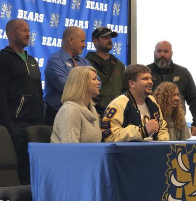 High school football: Bears' Largent figures his college plans will eventually bring him back to Noble