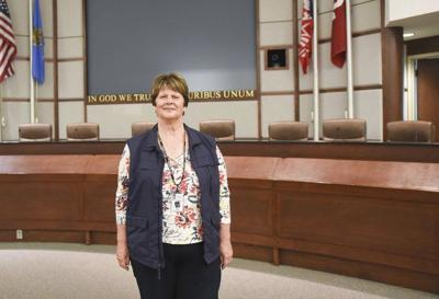 Mary Rupp reflects on her time as interim city manager