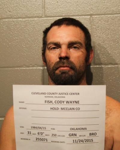 Cody Wayne Fish
