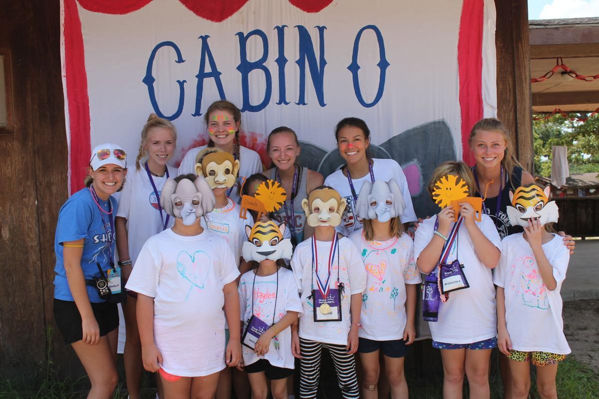 Royal Family Kids Camp Norman masks