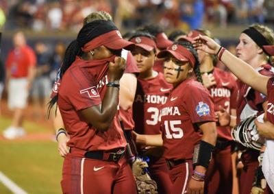 promo code 1f02d da93f OU softball: Oklahoma ends season with tight loss to ...