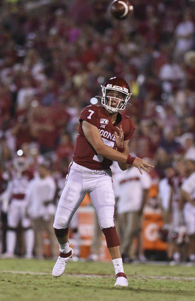 OU football: Spencer Rattler greeted to cheers in Sooner ...