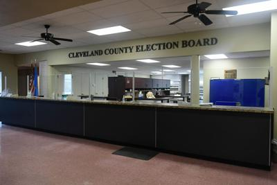 County Election Board office
