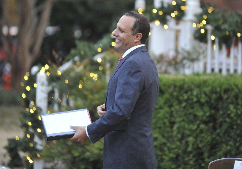 OU's annual lighting celebration brings a multi-faith look at the holiday season
