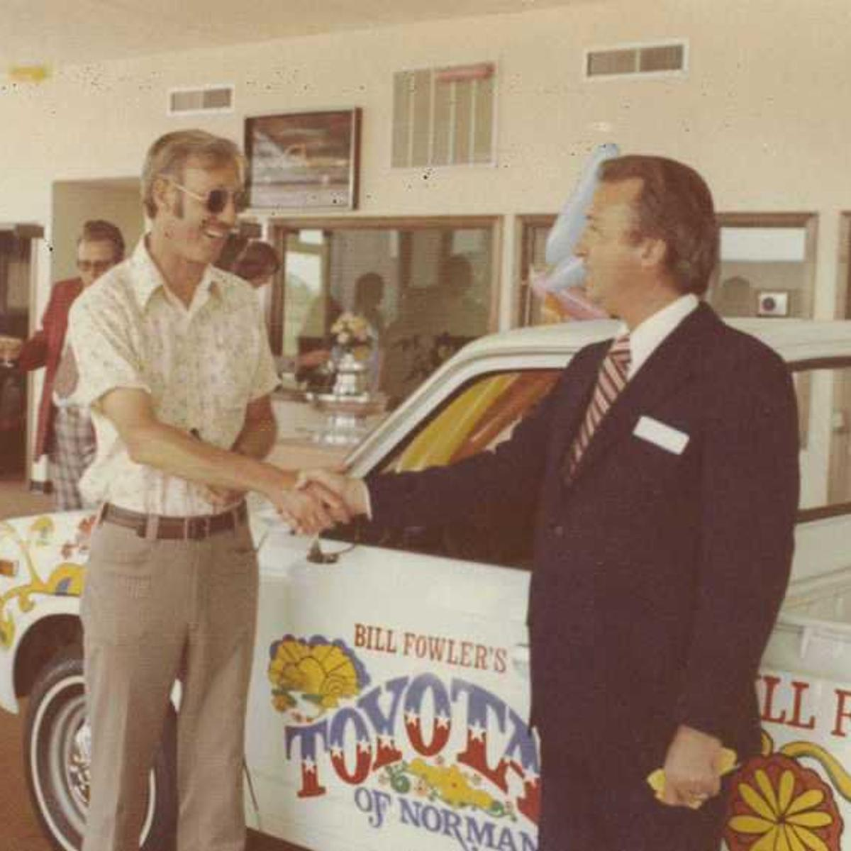 Fowler Toyota Norman Ok >> Remembering Bill Fowler A Man Of Integrity Respect