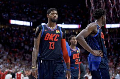 OKC Thunder: Paul George undergoes second shoulder procedure of offseason