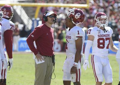 OU football:Oklahoma taking first steps toward what it hopes is another CFP rebound