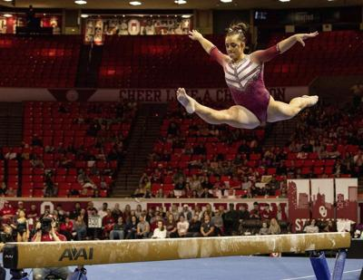 OU gymnastics: Why Maggie Nichols hopes something amazing happens to you today