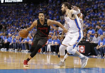 Horning: Thunder could benefit from being more like the Blazers, but it's too late for that now