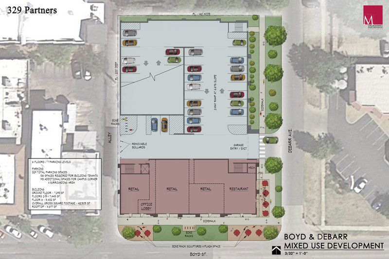 City Approves New High-rise Development On Campus Corner