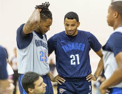 OKC Thunder Notepad: Roberson will sit against Mavericks