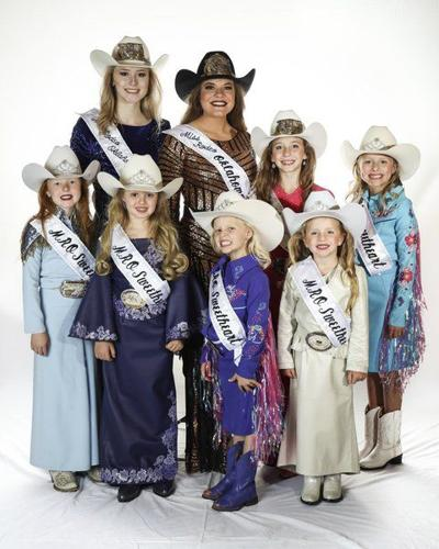 Miss Rodeo Oklahoma Pageant crowns 2020 royalty