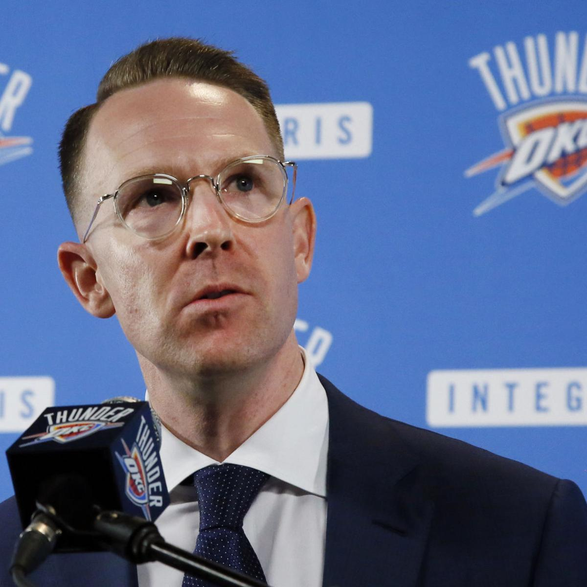 ThunderNotes: Thunder stay quiet at trade deadline, await buyout