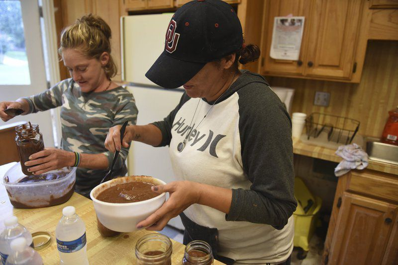 Market vendor creates program to help poor, homeless women, children