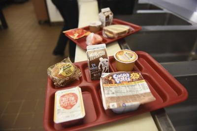 Local school districts offering free meals to any students