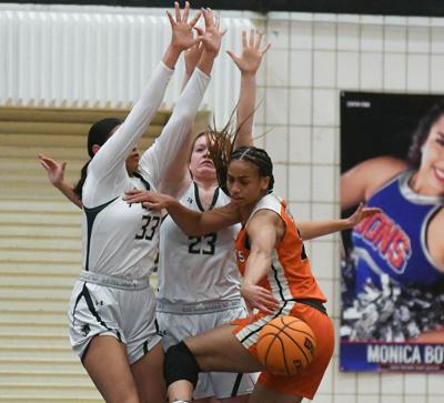 Norman North v Booker T Washington Girl's Basketball