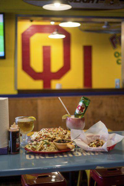 Fuzzy's about to enter year 10 of serving Norman tacos