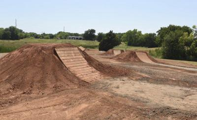 Creekside Bike Park nearly ready to roll