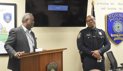 db8f517d53098 Norman s Keith Humphrey selected as next Little Rock police chief ...
