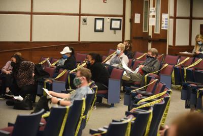 City Council Meeting FOP