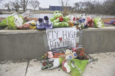 Moore High School Vigil and Memorial