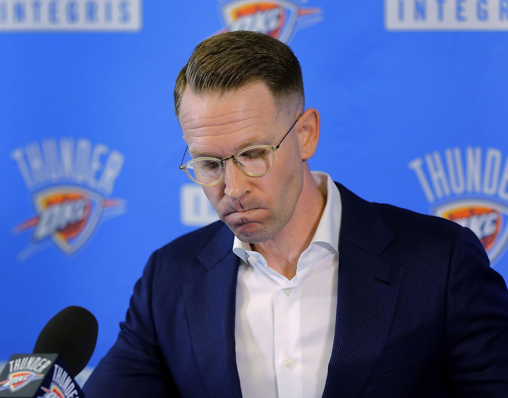 Clippers reportedly offer GM job to Thunder's Winger