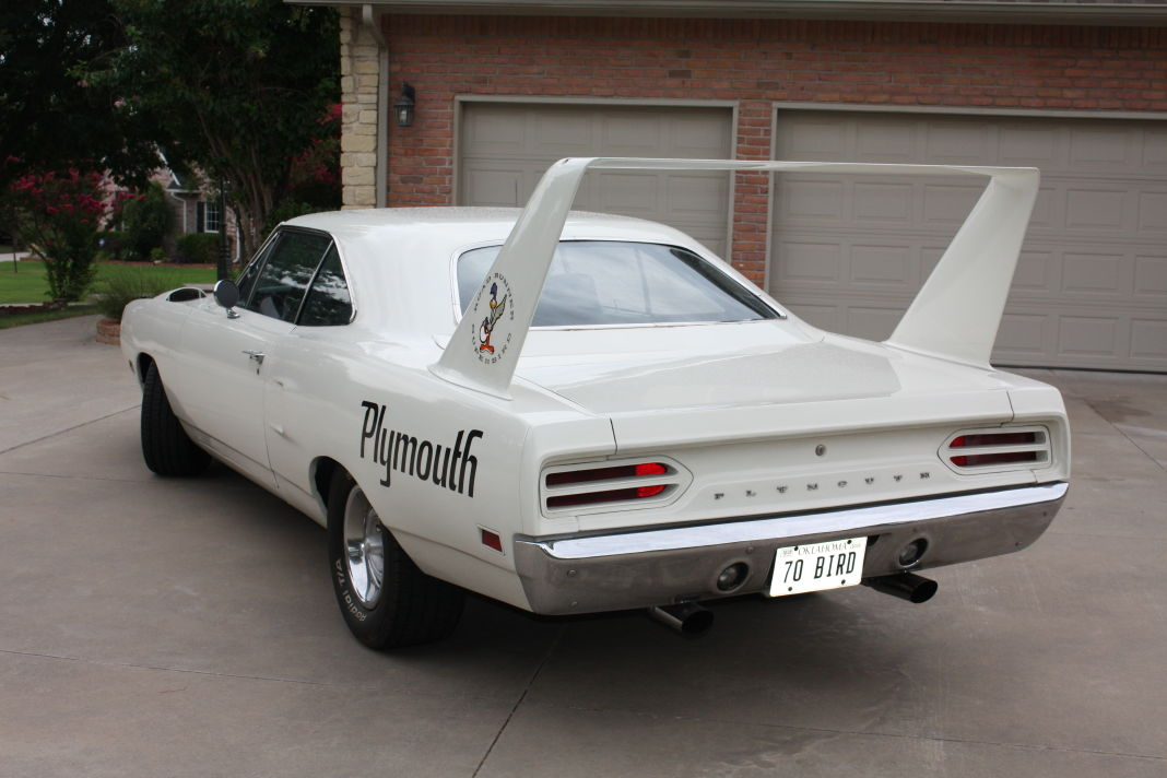 1970 Superbird is big and fast | News | normantranscript.com
