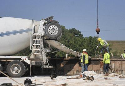 Phase three of OK-9 construction set to conclude later this month
