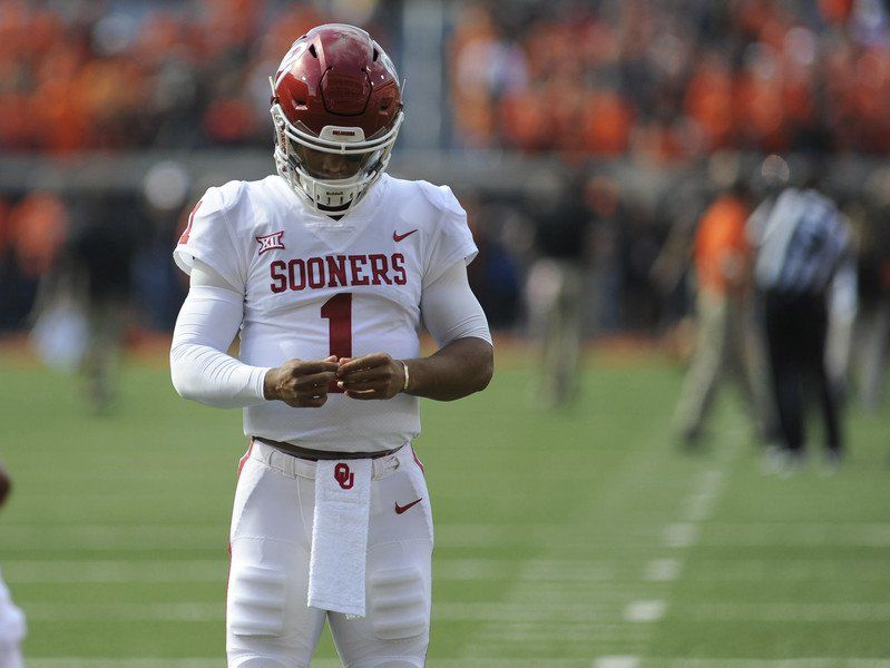f8fa2627a How OU plans to slide Kyler Murray between baseball