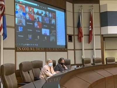 City Council April 25