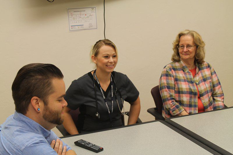 Variety Care offers discounted health care costs for insured and uninsured patients