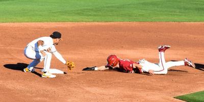 Clay baseball photo