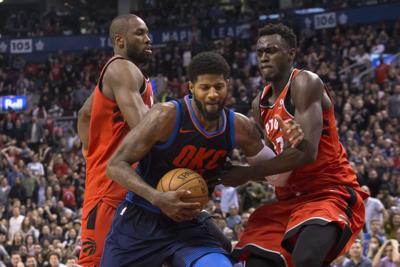Thunder Raptors Basketball