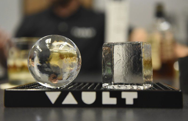 Norman-based Vault Ice leading cocktail revolution