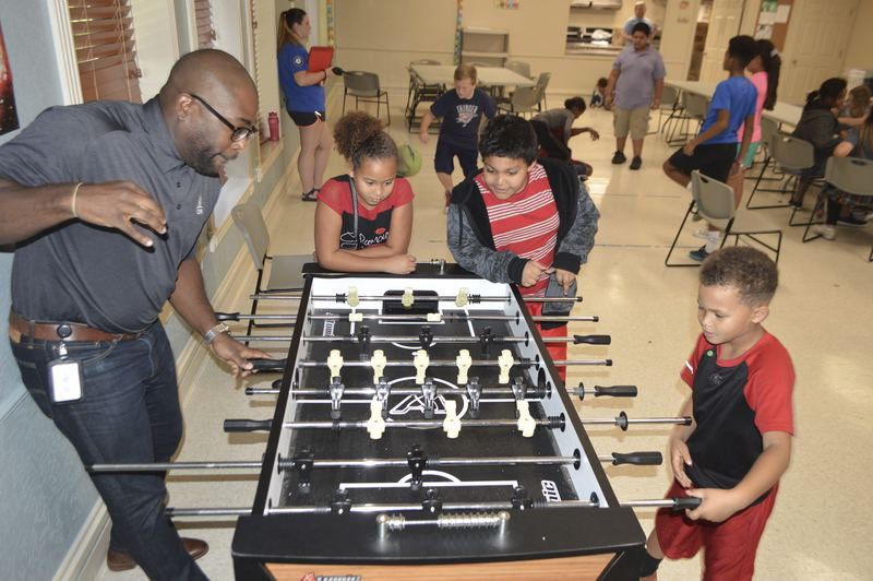 Boys and Girls Club connects kids with support network