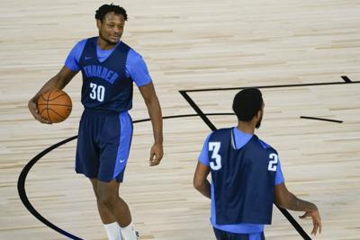 On Basketball NBA Restart