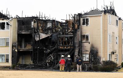 Norman Fire Fire Causes Significant Damage To Apartment Complex