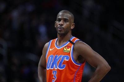 Horning: In a position to give us something, Chris Paul stonewalls