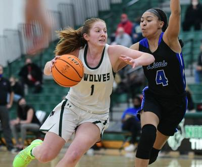 Norman North v Moore Girl's Basketball