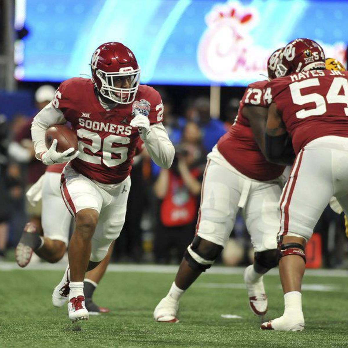 Ou Football Whatever The Lineup Oklahoma S Running Backs Figure To Receive More Touches In 2020 All Ou Sports Normantranscript Com