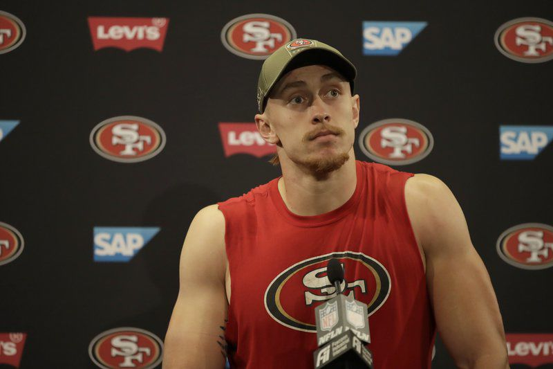 How George Kittle went from a signing day afterthought at Norman High to NFL star