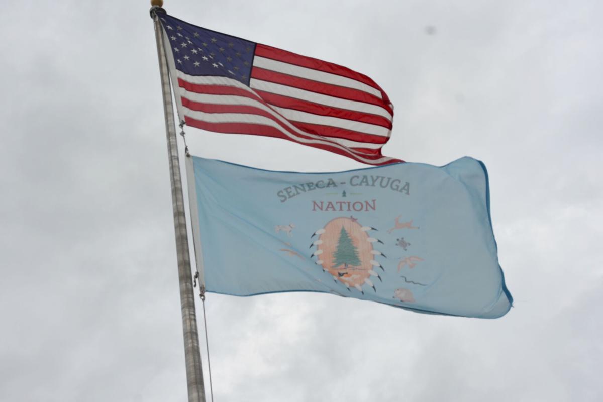 Seneca-Cayuga flag