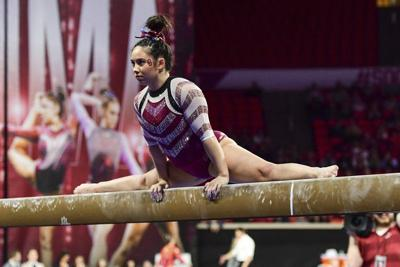 OU women's gymnastics: Westmoore product Jenna Dunn enjoying first season with Oklahoma