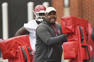 OU football: Coaches notice improvements with new talent, returning experience on defensive line