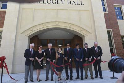 Gallogly Hall trailblazing on OU's campus as a Biomedical Engineering facility