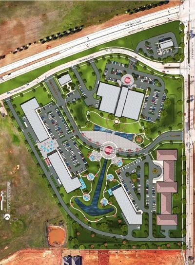 Rendering of free-standing ER for NRHS