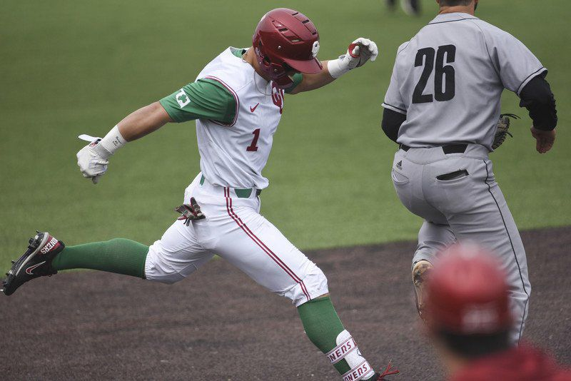 OU baseball  Sooners still unsure if they ll have injured Steele Walker 5e025031d
