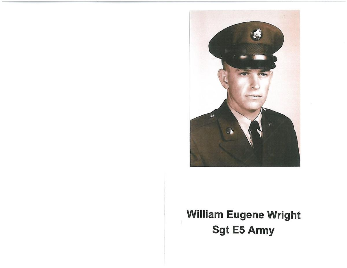 Sgt. William E. Wright